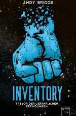 Tresor der gefährlichen Erfindungen Cover