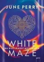 White Maze Cover