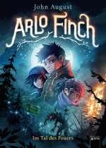 Arlo Finch - im Tal des Feuers Cover