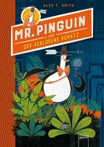 Mr. Pinguin und der verlorene Schatz Cover