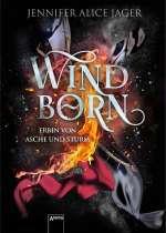 Windborn - Erbin von Asche und Sturm Cover