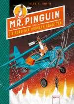 Mr. Pinguin und die Burg der dunklen Schatten Cover