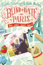 Blind Date in Paris  Cover