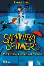 Samantha Spinner - mit Schirm, Charme und Karacho Cover