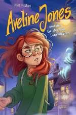 Aveline Jones und die Geister von Stormhaven Cover