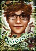 Seawalkers (3). Wilde Wellen Cover