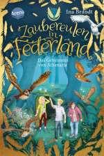 Zaubereulen in Federland - das Geheimnis von Athenaria Cover