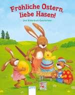 Fröhliche Ostern, liebe Hasen! Cover