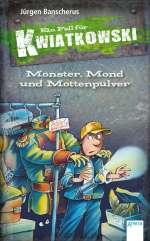 Monster, Mond und Mottenpulver Cover