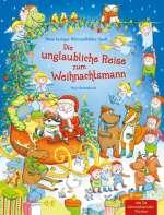 Die unglaubliche Reise zum Weihnachtsmann Cover