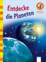Entdecke die Planeten Cover
