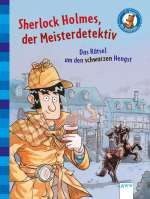 Sherlock Holmes, der Meisterdetektiv Cover