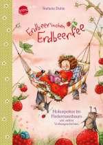 Erdbeerinchen Erdbeerfee - Hokuspokus im Fledermausbaum und andere Vorlesegeschichten (CD) Cover