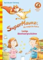 SuperMaunz, die magische Katze Cover