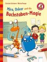 Mira, Oskar und die Buchstaben-Magie Cover