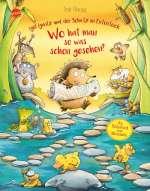 Igel Ignatz und der Schatz im Ententeich Cover