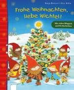 Frohe Weihnachten, liebe Wichtel! Cover