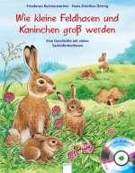 Wie kleine Feldhasen und Kaninchen gross werden Cover