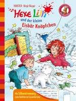 Hexe Lilli und der kleine Eisbär Knöpfchen Cover