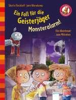 Ein Fall für die Geisterjäger - Monsteralarm ! Cover