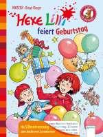 Hexe Lilli feiert Geburtstag Cover