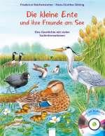 Die kleine Ente und ihre Freunde am See Cover