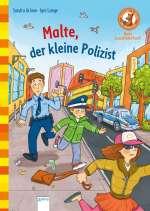 Malte, der kleine Polizist Cover