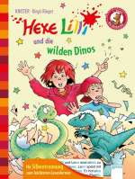 Hexe Lilli und die wilden Dinos Cover