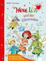 Hexe Lilli und der Elfenzauber Cover