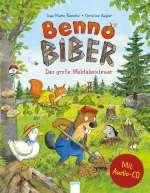 Benno Biber. Das große Waldabenteuer Cover
