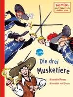 Die drei Musketiere Cover