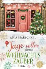 Tage voller Weihnachtszauber Cover