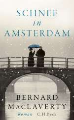 Schnee in Amsterdam Cover