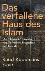 Das verfallene Haus des Islam Cover