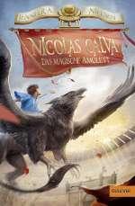 Nicolas Calva - das magische Amulett Cover