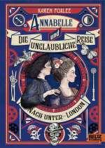 Annabelle und die unglaubliche Reise nach Unter-London Cover
