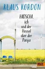 Hadscha, ich und der Himmel über der Pampa Cover