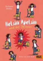 Helsin Apelsin und der Spinner Cover