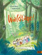 Waldtage! Cover