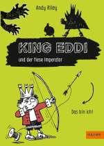 King Eddi und der fiese Imperator Cover