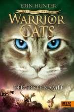Warrior Cats - Der Ursprung der Clans: Der erste Kampf Cover