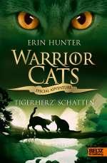 Warrior Cats - Special Adventure. Tigerherz' Schatten Cover