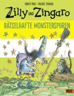 Rätselhafte Monsterspuren Cover