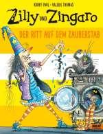 Zilly und Zingaro - der Ritt auf dem Zauberstab Cover