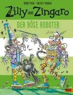 Der böse Roboter Cover