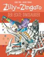 Zilly und Zingaro - der echte Dinosaurier Cover