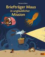 Briefträger Maus in unglaublicher Mission Cover