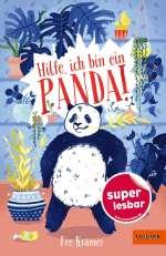 Hilfe, ich bin ein Panda! Cover