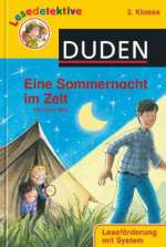 Eine Sommernacht im Zelt Cover