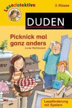 Picknick mal ganz anders Cover